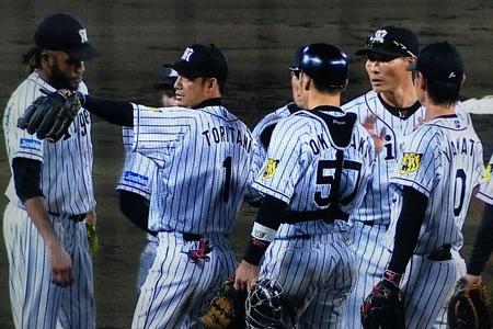 鳥谷敬(阪神タイガース)ブチギレ