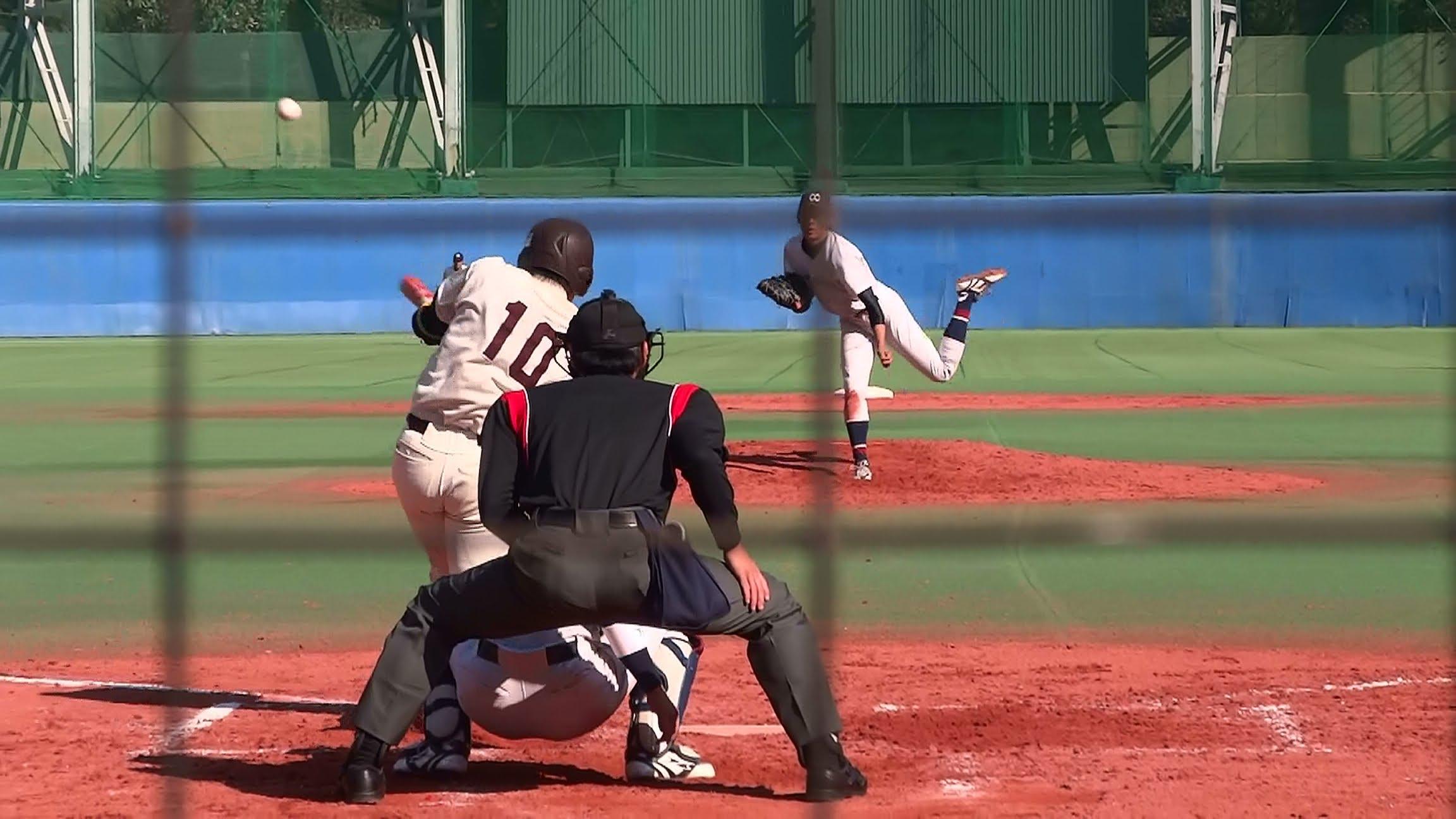梅野隆太郎(阪神タイガース)福岡大学