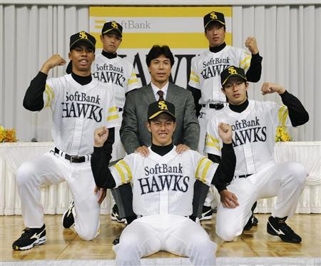 柳田悠岐(福岡ソフトバンクホークス)ドラフト指名