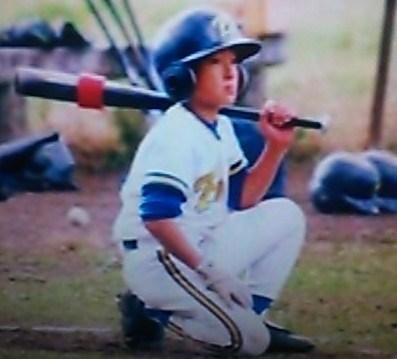 銀次(東北楽天ゴールデンイーグルス)普代村野球スポーツ少年団