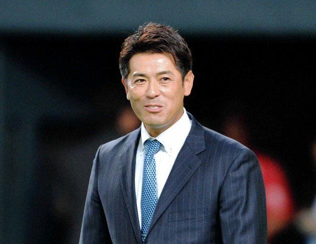 稲葉篤紀(日本ハム)日本代表侍ジャパン監督