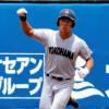 横浜高校・増田珠のドラフト・出身・経歴は?