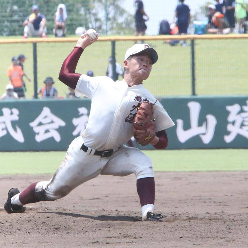 三浦 銀二(福岡大大濠)