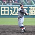 仙台育英・西巻賢二の経歴・ドラフトは?