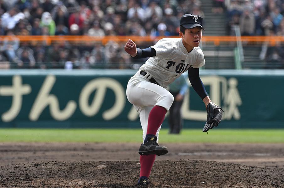 徳山壮磨(とくやまそうま)大阪桐蔭
